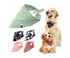 Buy Dog Bandanas India | Dog Neckerchiefs | Dog Scarf | Dog Scarves